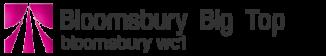 Bloomsbury Big Top Corporate Event Venue Logo